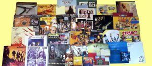 LP och CD samling, Rainer Frilund, Karleby