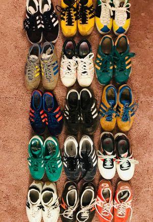 Sneakerssamling 15 par, Irina Rönnskog, Stockholm