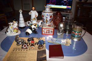 Över 100 föremål som tillverkats i Sovjetunionen, Jonas Selenius
