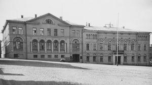 Viipurin Raatihuone vuonna 1934.