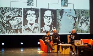 Charles Burns Angoulêmen sarjakuvafestivaalilla 2020