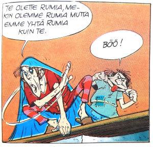 Asterix ja rahapata.