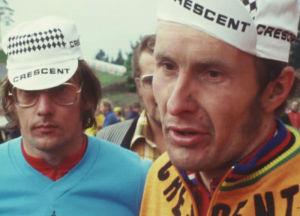 Harry Hannus oli Suomen paras maantiepyöräilijä 1970-luvulla.
