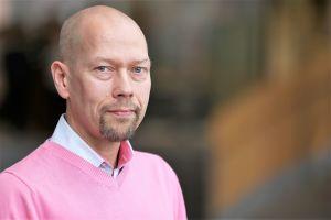 Specialforskare Tapio Karvonen.