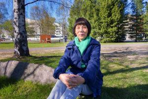 Falun Gong -harjoittaja Chen Zhenping vapautui kiinalaisesta vankilasta 2015 ja asuu nykyään Lapissa.