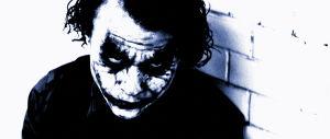 Heath Ledgerin esittämä Jokeri Batman-elokuvassa Yön ritari.
