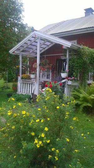 Veranda, Kaarina Höykinpuro, Alajärvi