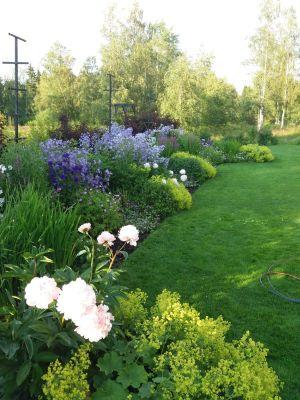 Blomrabatt, Janita Kaustinen, Singsby