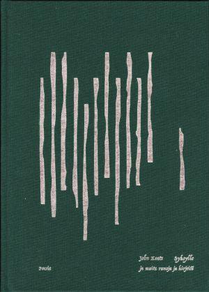 """Pärmen till John Keats """"Syksylle ja muita runoja ja kirjeitä""""."""