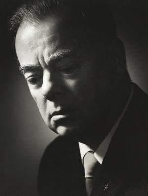 Sibelius-Akatemian rehtori Taneli Kuusisto vuonna 1971.