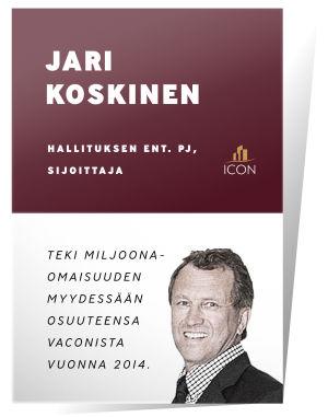 Icon: Jari Koskinen