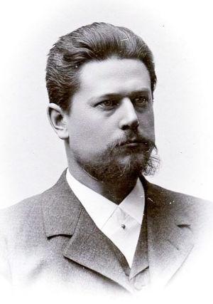 Viulutaiteilija, säveltäjä ja tilanhoitaja Ernst Fabritius.