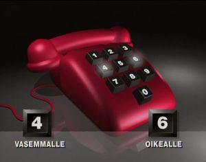 Esimerkiksi tällaisella puhelimella Hugoa pystyi pelaamaan.