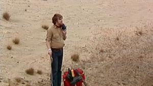 Hans (Juha Kandolin) elokuvassa On neidolla punapaula