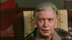 Opettaja (Toivo Mäkelä) elokuvassa On neidolla punapaula