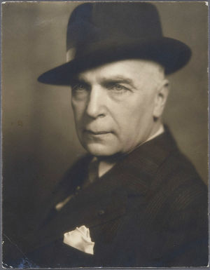 Pianisti Kosti Vehanen vuonna 1936.