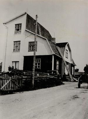 Resandehemmet Päijänne i Vääksy, Asikkala, 1927