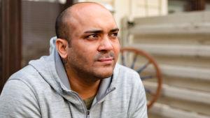 Nirmal Singh lähikuvassa.