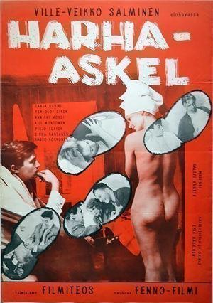 Harha-askel-elokuvan juliste (1964).