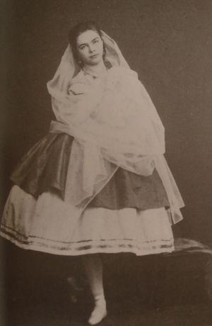 Jekaterina Tjislova var en rysk ballerina. Hon hade ett förhållande med storfurst Nikolaj Nikolajevitj av Ryssland.