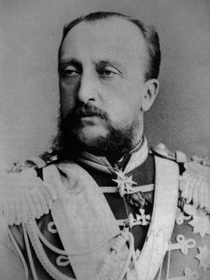 Nikolaj Nikolajevitj, son till ryske tsar Nikolaj I.