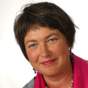Benita Nordgren är språkbadslärare i vasa.
