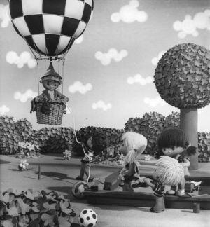 Das Sandmännchen (John Blund), en östtysk animationsserie för barn.