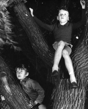 Cisse Häkkinen ja Juho Ruutsalo elokuvassa Hetkiä yössä (1961).