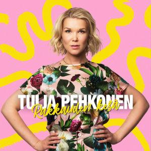 Kuvassa Tuija Pehkonen.