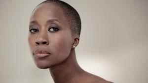 Malilainen naislaulaja Rokia Traoré