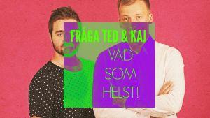 Ted Forsström och Kaj Korkea-aho.