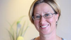 Camilla Gunell är näringsminister i Ålands landskapsregering