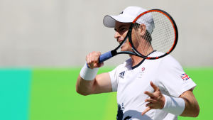 Andy Murray i Rio.