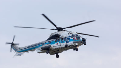 Helikopter stortade i norge