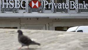 HSBC-pankin Genevessä sijaitseva yksityispankki