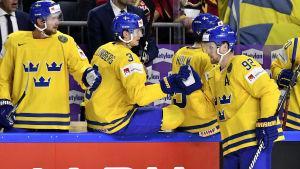 Gabriel Landeskog, Sverige.