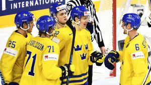 Tre Kronor.