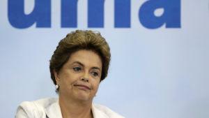 Brasiliens president Dilma Rousseff
