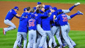 Chicago Cubs firar.