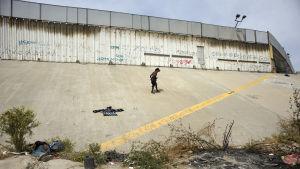 Gränsen mellan Mexiko och USA