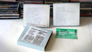 Bootleg The Posies -yhtyeen Tavastian keikalta 2000