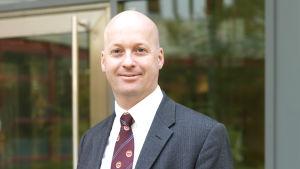 Mike Winnerstig, säkerhetspolitisk analytiker vid FOI.