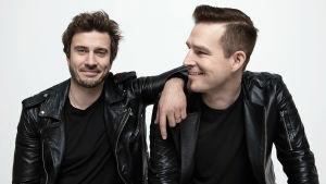 Sebastian Rejman ja Darude