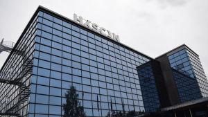 HK Scans huvudkontor i Åbo.