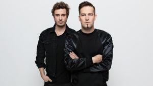 Sebastian Rejman och Darude