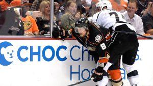 Los Angeles Kings besegrar Anaheim Ducks i NHL-slutspelet 2014