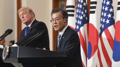 Kina har nyckelroll i diplomatiskt spel om nordkorea