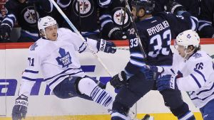 Toronto föll i NHL