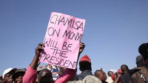 Val i Zimbabwe