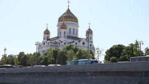 Kristus Frälsarens katedral i Moskva
